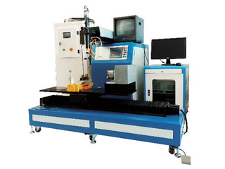 Laser cladding machine